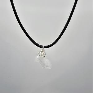 Pendentif Cristal de Roche / Quartz