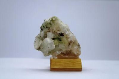 Apophyllite vert stilbite f33 1