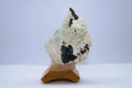 Apophyllite verte stilbite f37 2