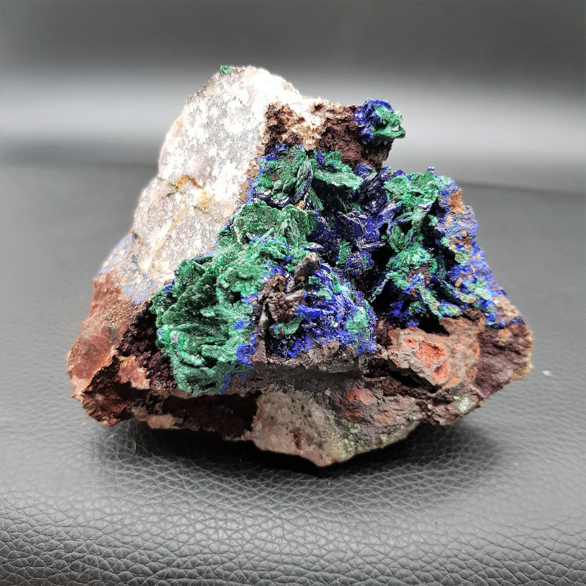 Azurite mlachite lessence aux 1000 pendules 2