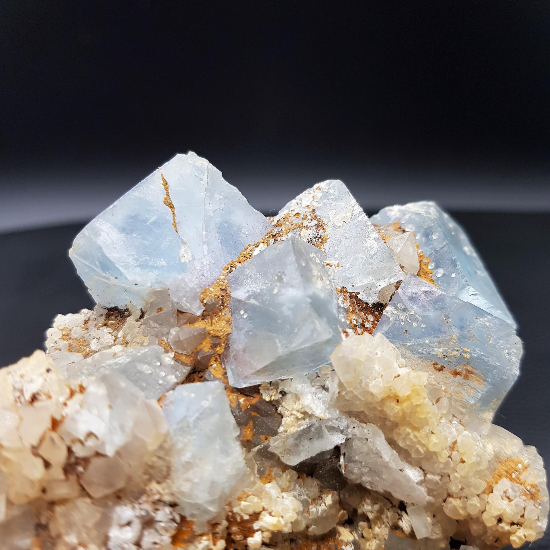 Baryte bleue 3