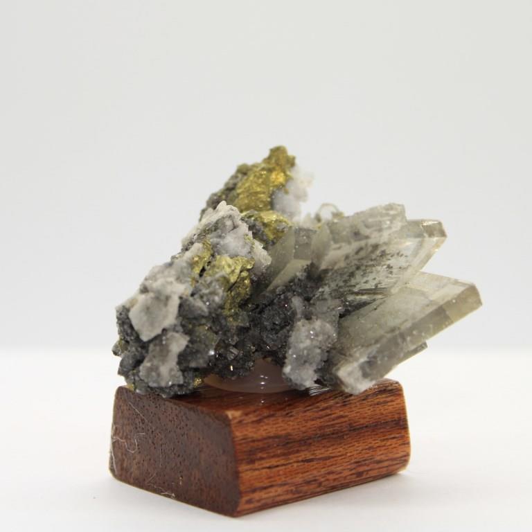 Baryte pyrite h58 6