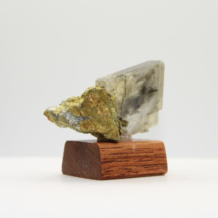 Baryte pyrite h59 5