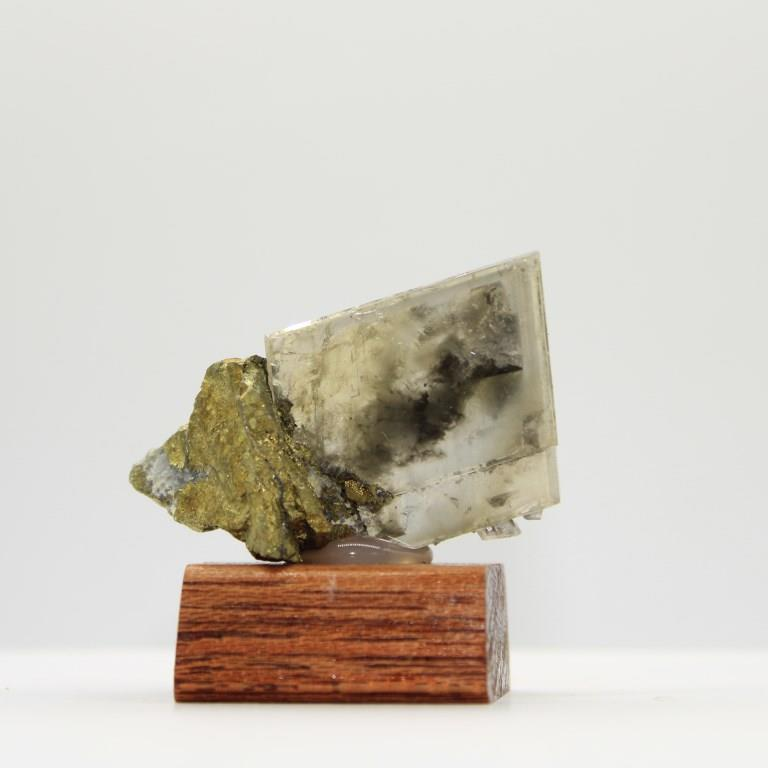 Baryte pyrite h59 6
