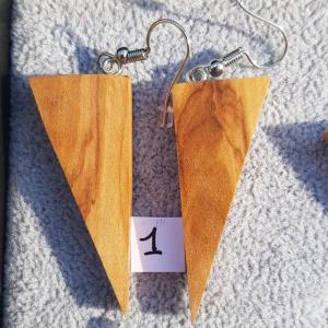 Boucle d oreille olivier f42