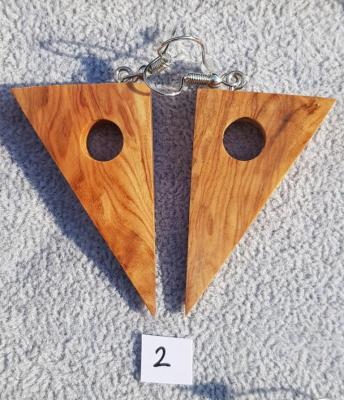 Boucle d oreille olivier f43