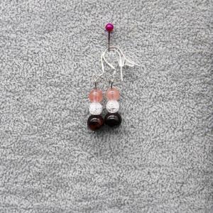 Boucle d oreille pierre 11 1