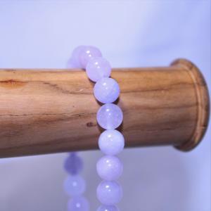 Bracelet aiguemarine i14 4
