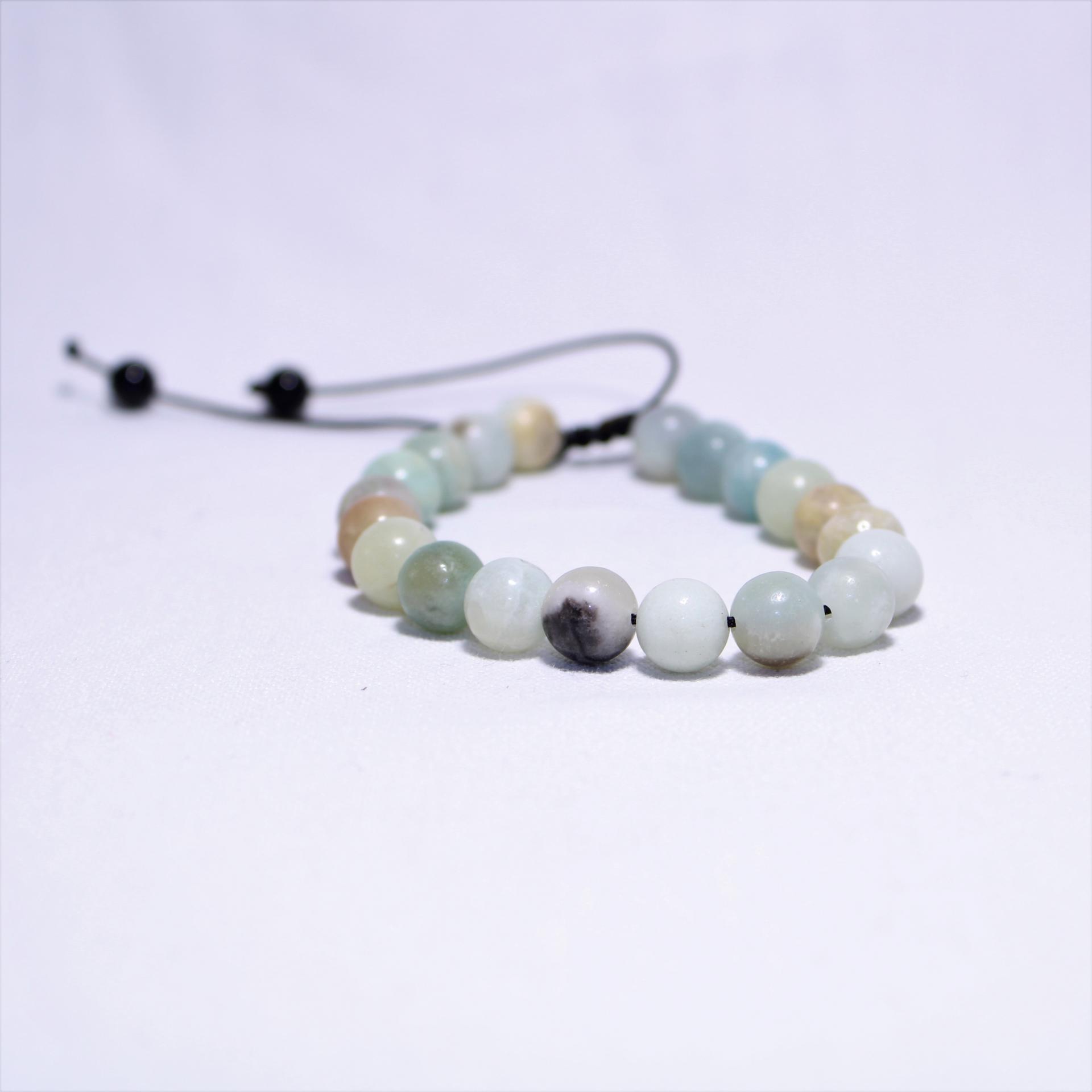 Bracelet amazonite i13 2