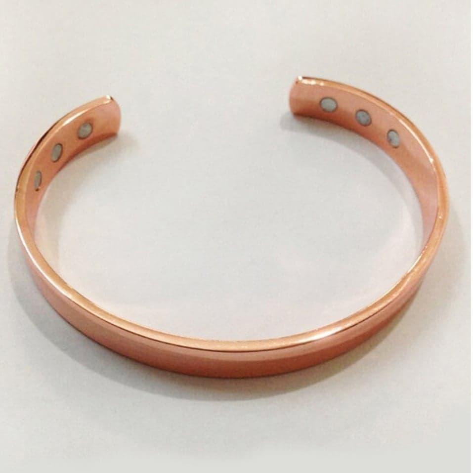 Bracelet cuivre lessence aux 1000 pendules 3
