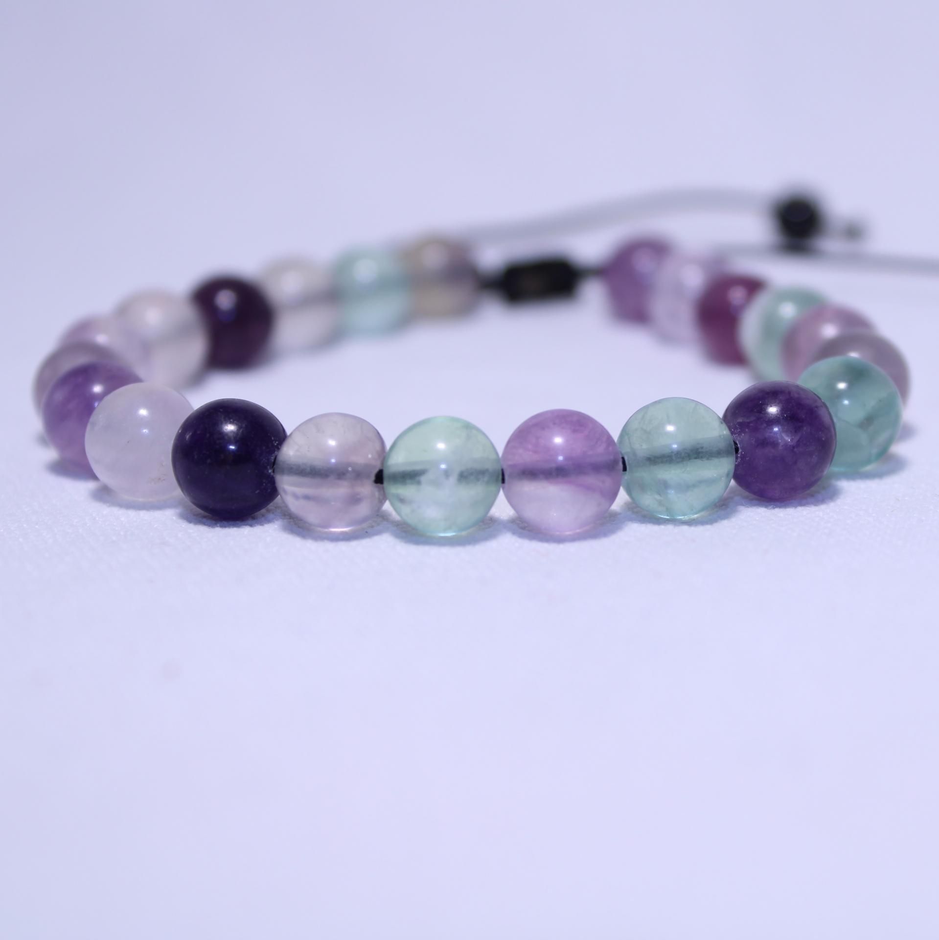 Bracelet fluorite i22 2