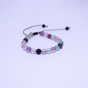 Bracelet fluorite i22 3