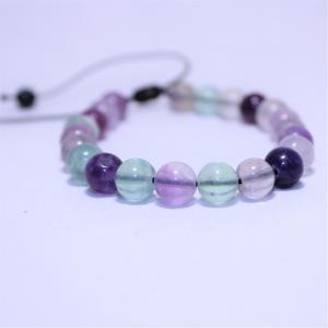 Bracelet fluorite i22 4