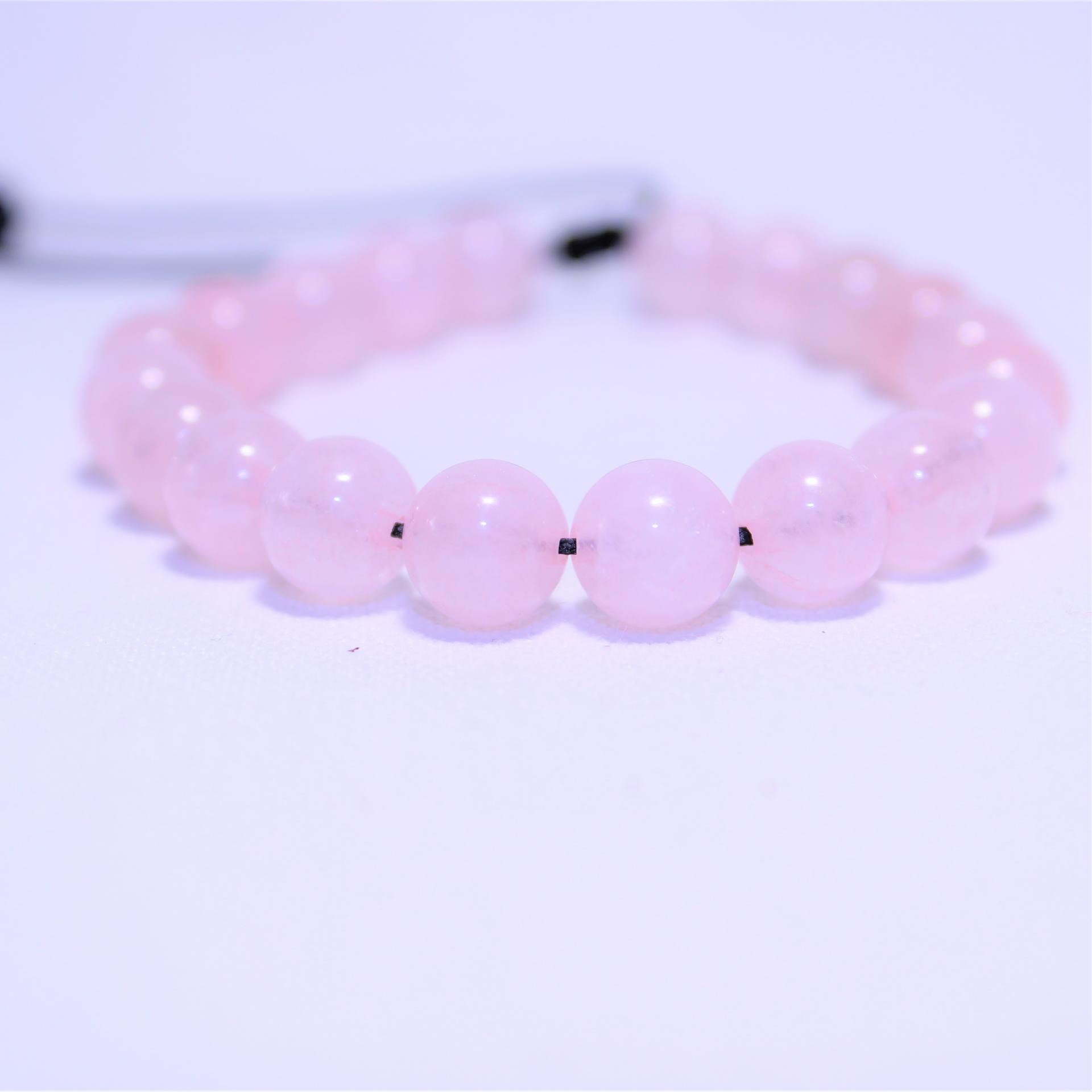 Bracelet quartz rose i21 1