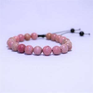 Bracelet rhodochrosite i17 4