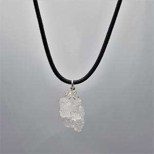 Cristal de roche lessence aux 1000 pendules 1