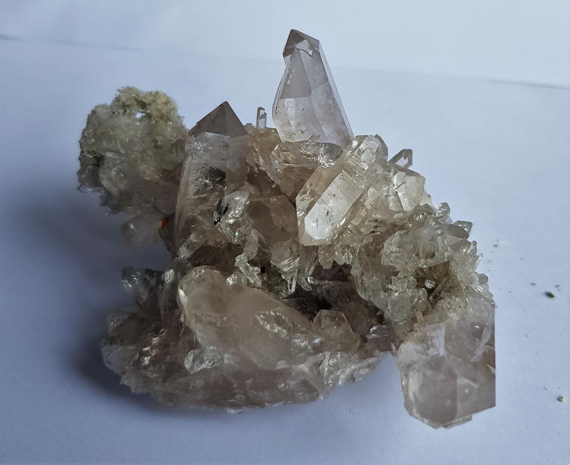 Cristal de roche vaujanie 16