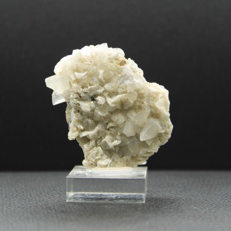 Fluorite calcite pyrite h55 3