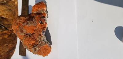 Fluorite quartz hematoidelessence aux 1000 pendules 7