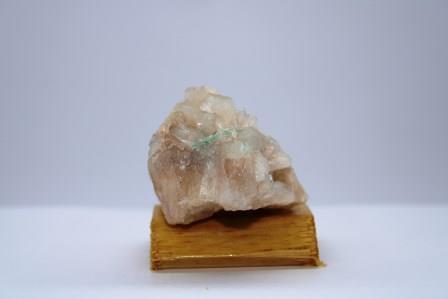 Heulandite apophyllite vert f10 2