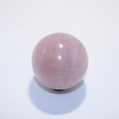 J11 sphere quartz rose 1