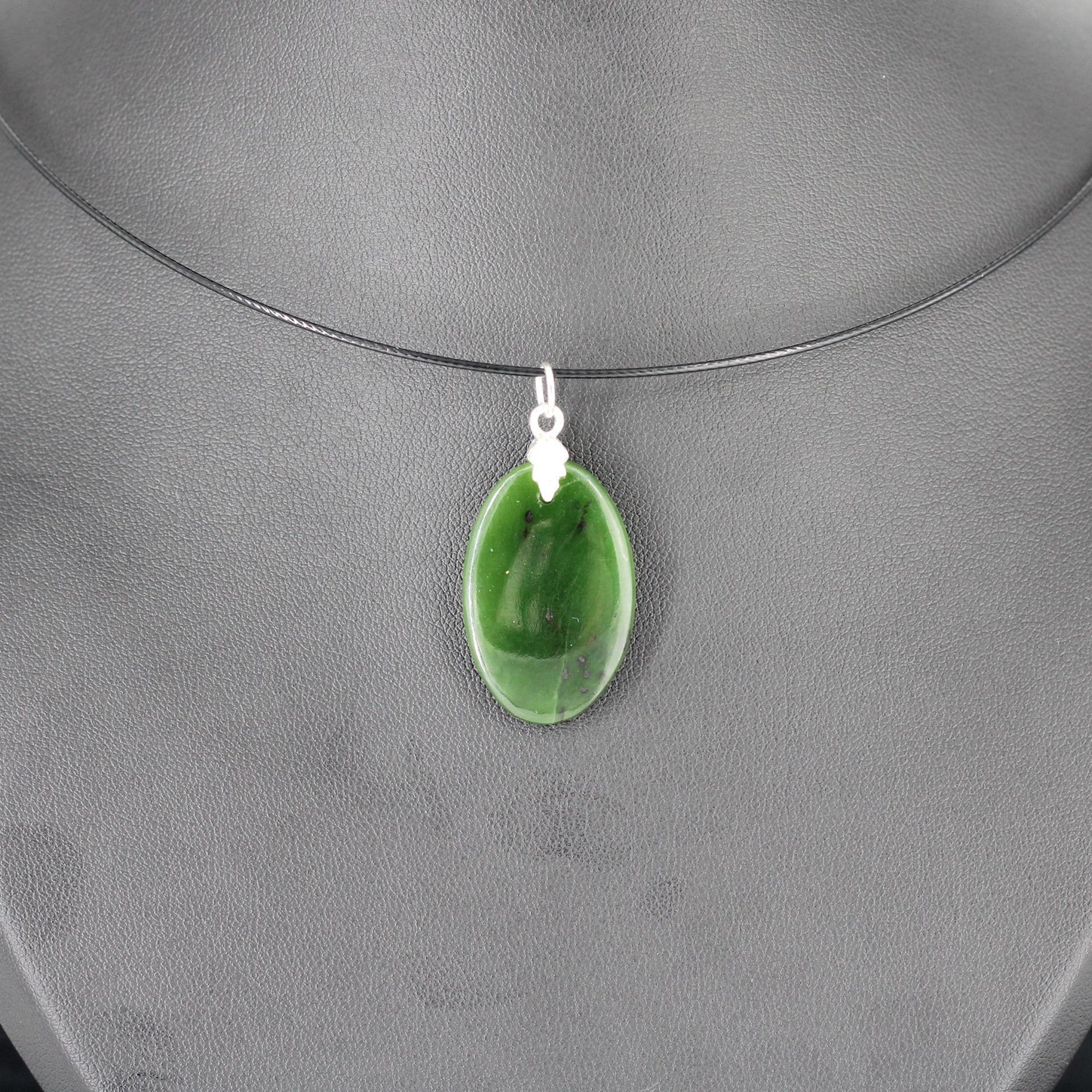 Jade nephrite l85 1