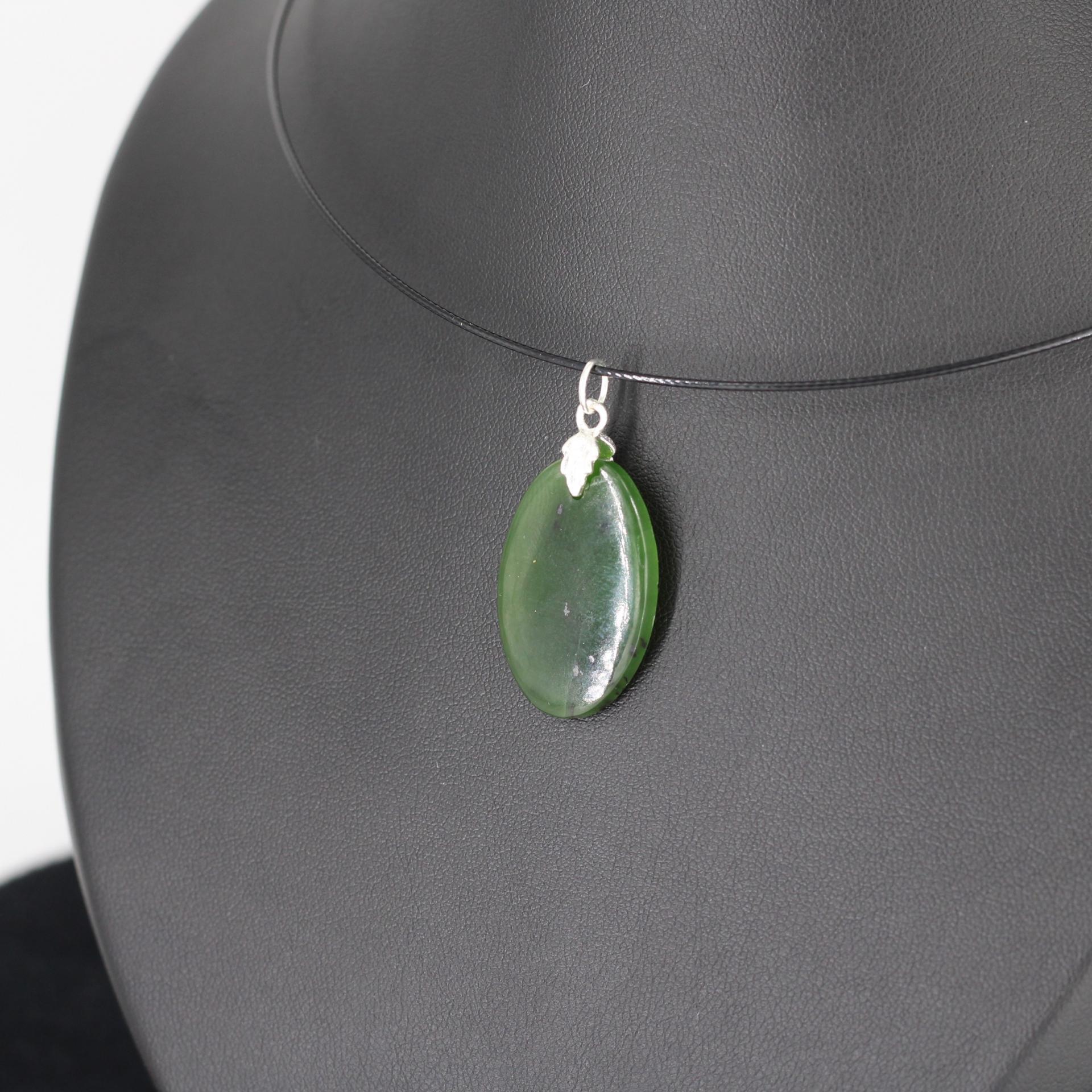 Jade nephrite l85 3