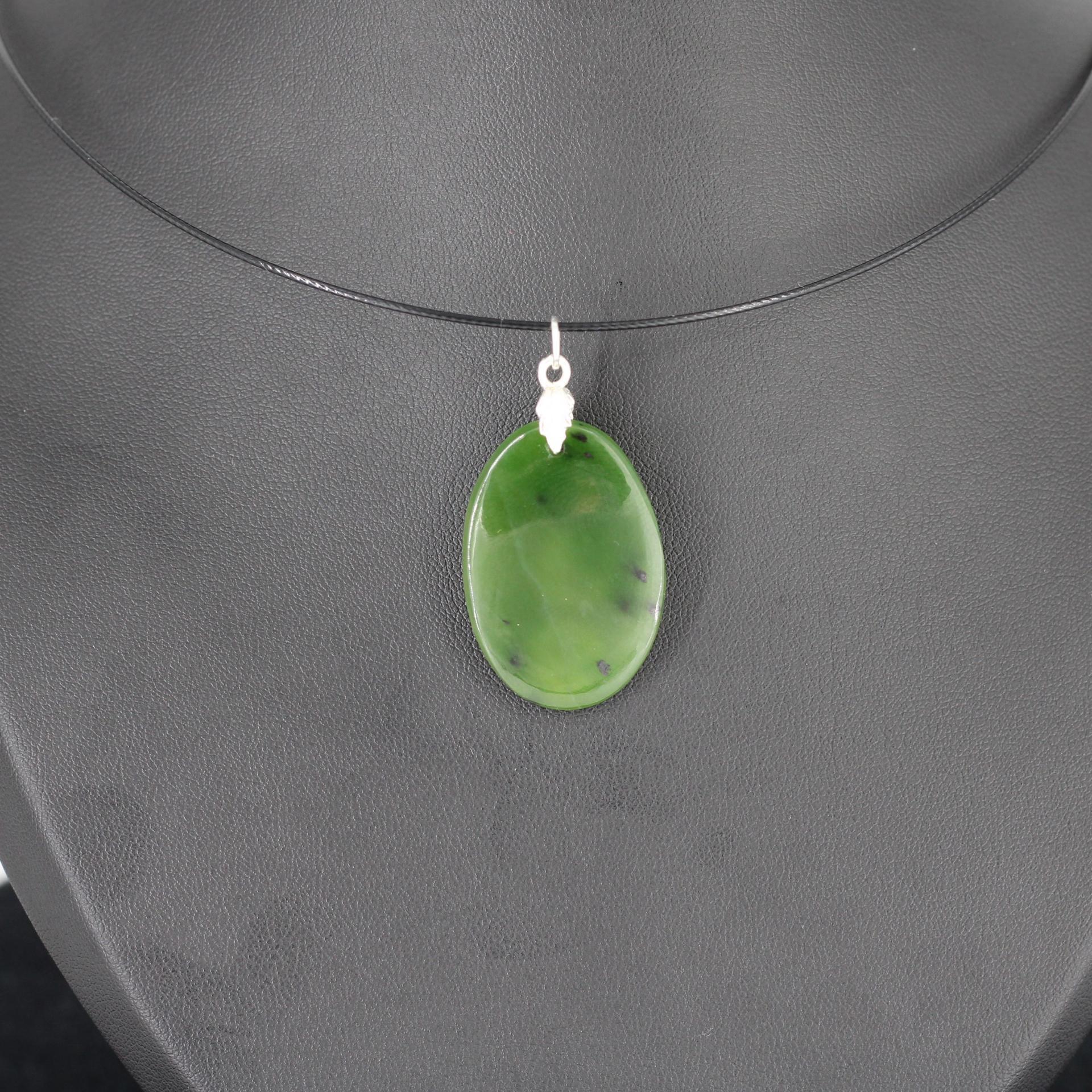 Jade nephrite l87 1
