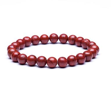 Jaspe rouge lessence aux 1000 pendules
