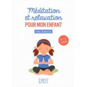 L03 le petit livre de meditation et relaxation pour mon enfant