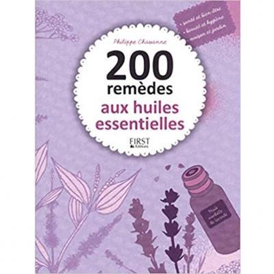 L06 200 remedes aux huiles essentielles