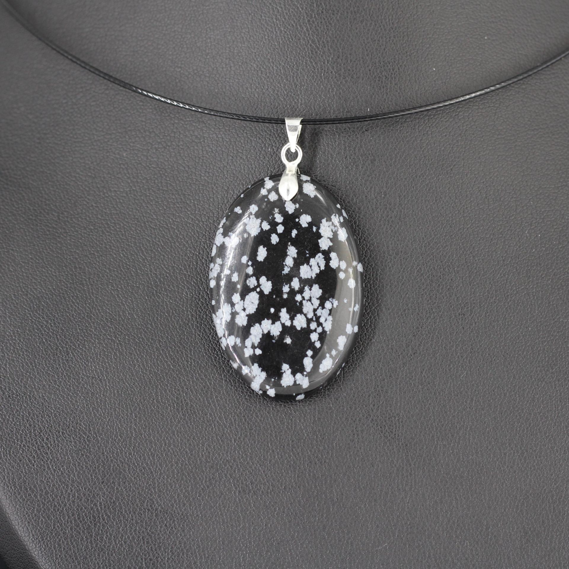 Obsidienne flocon m58 1