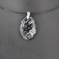 Obsidienne flocon m59 2