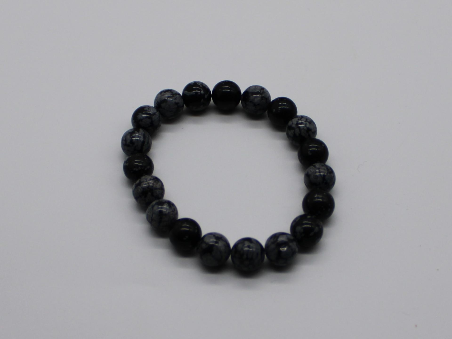 Obsidienneflocon 10mm 1