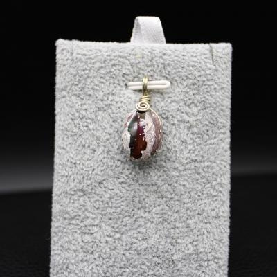 Pendentif pierre opale 74