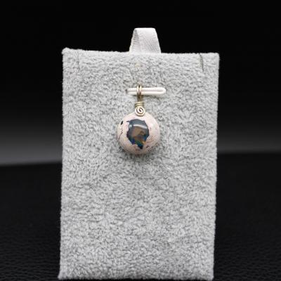 Pendentif pierre opale 78