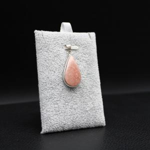 Pendentif pierre rhodochrosite 60