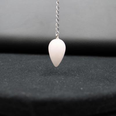 Pendule quartz rose 3
