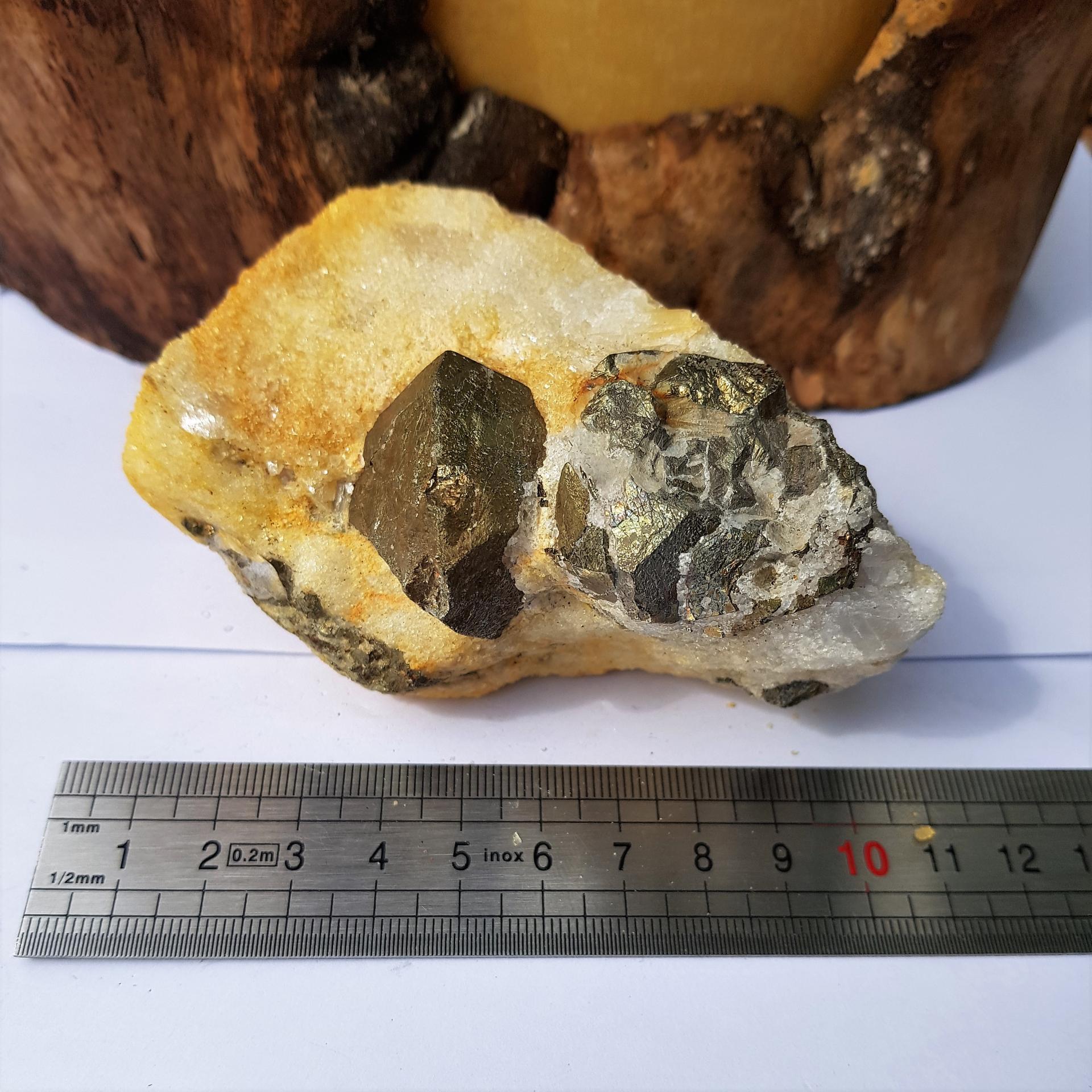 Pyrite lessence aux 1000 pendules 32