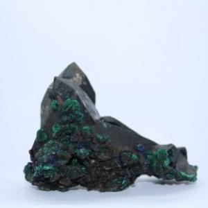 Qartz fume malachite azurite e95 4