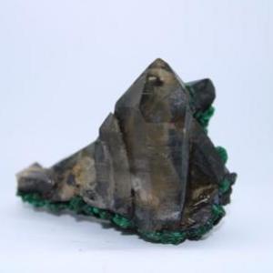 Qartz fume malachite azurite e95 5