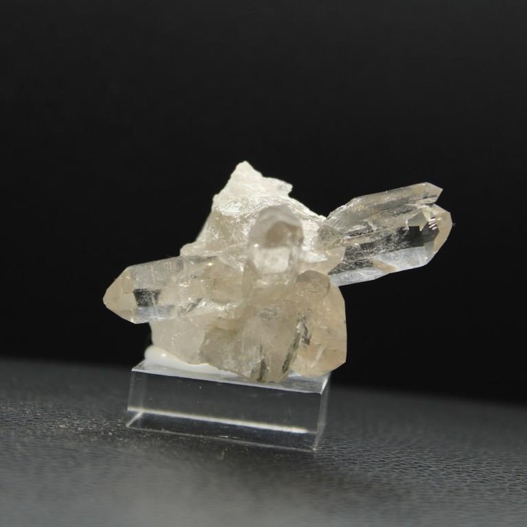 Quartz alpin bi termine h94 2