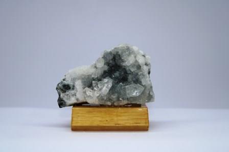 Quartz apophyllite f25 1