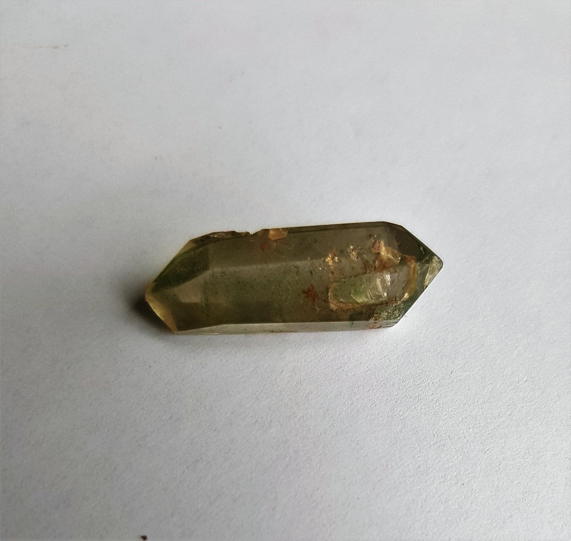Quartz chlorite bitermine 1