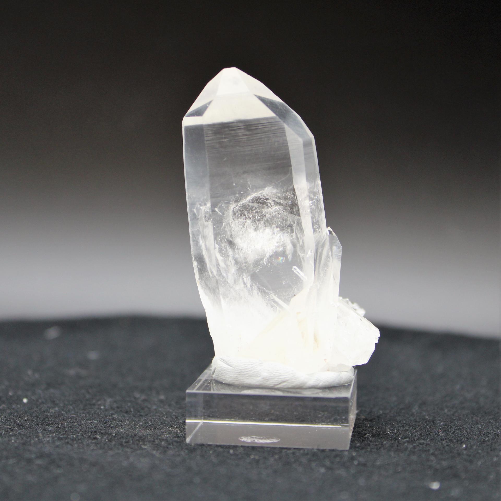 Quartz cristal colombie 38