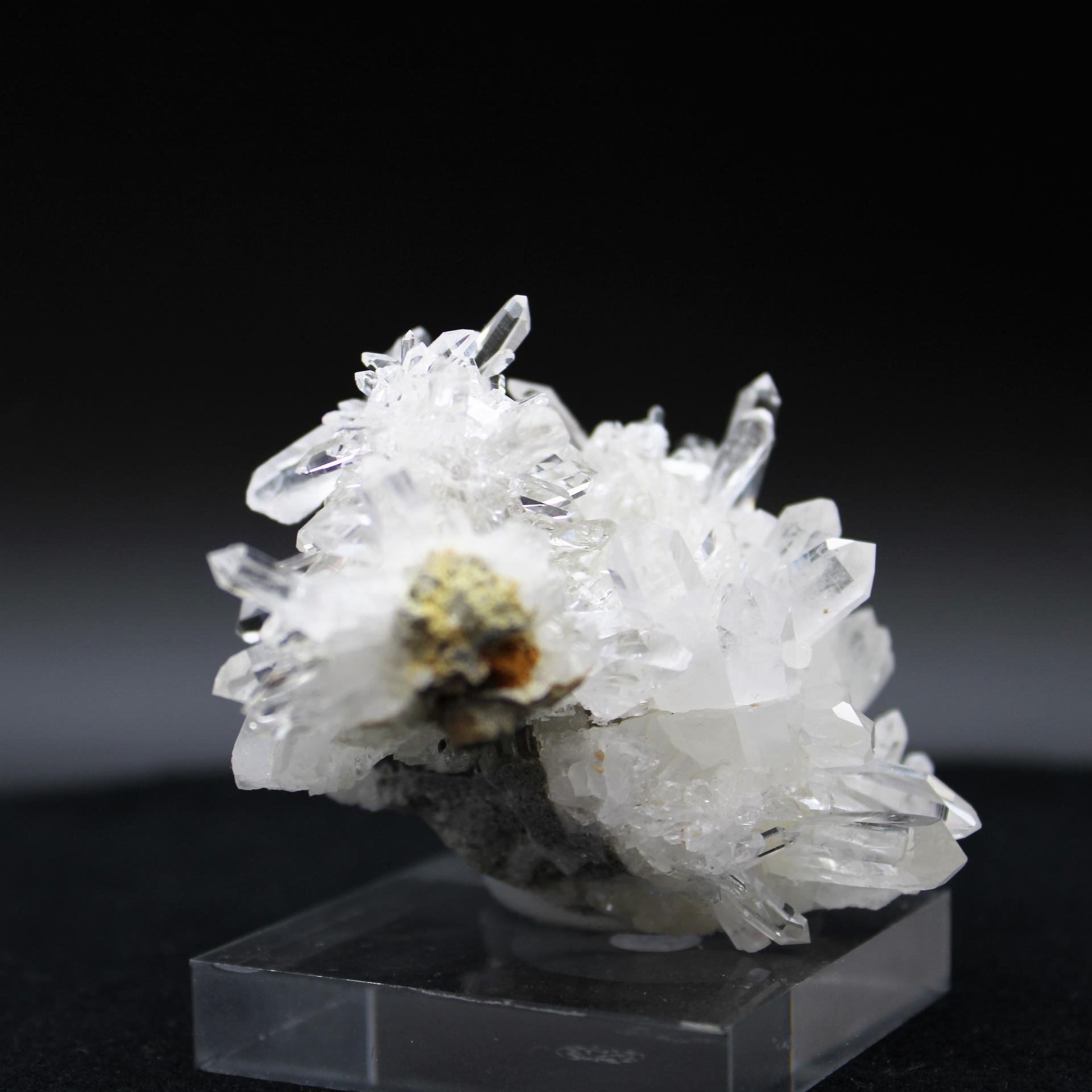 Quartz cristal colombie 48