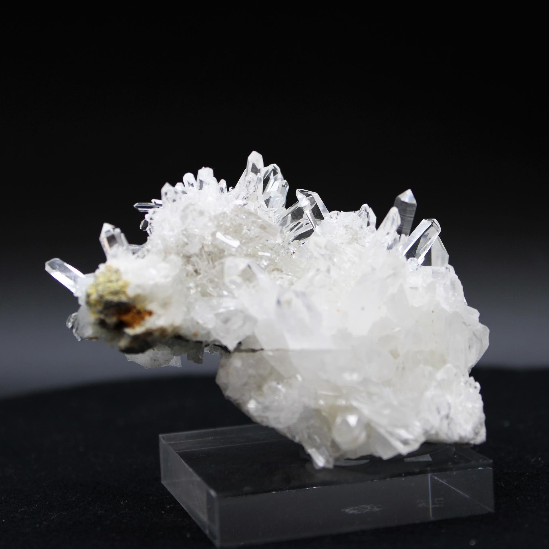 Quartz cristal colombie 49