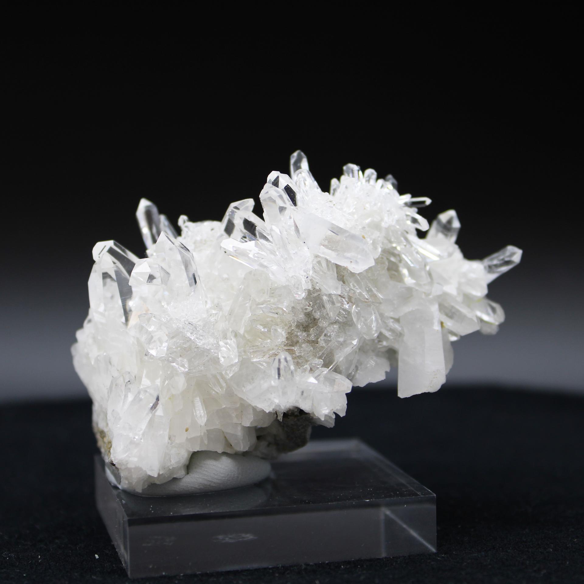 Quartz cristal colombie 52