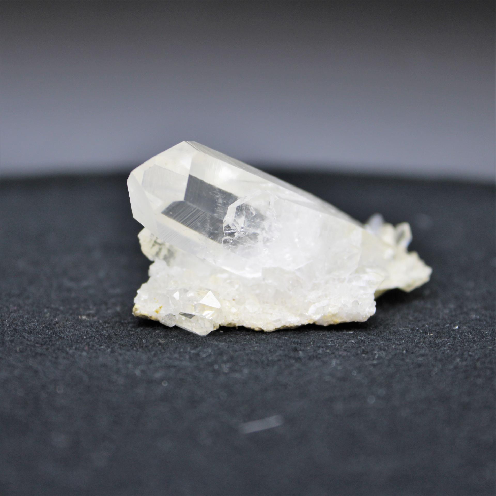 Quartz cristal colombie 74