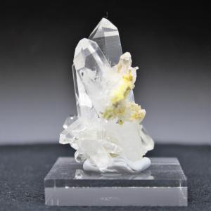 Quartz cristal colombie 8